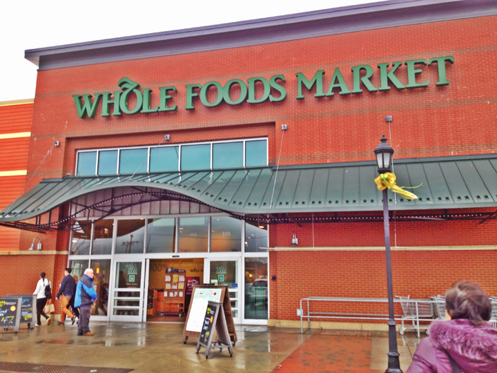 Asulia blog-demoing as a vendor at whole foods from dream to realtity WF dedham
