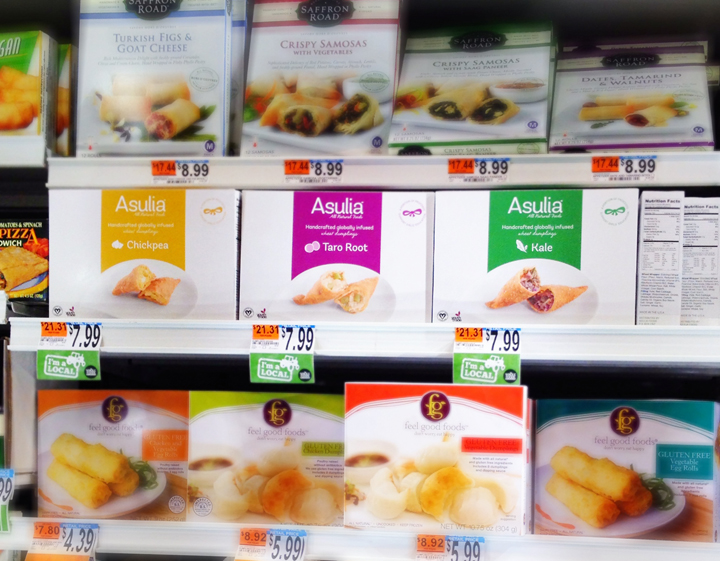 asulia blog-demoing as a whole foods vendor from dream to reality asulia boxes in freezer