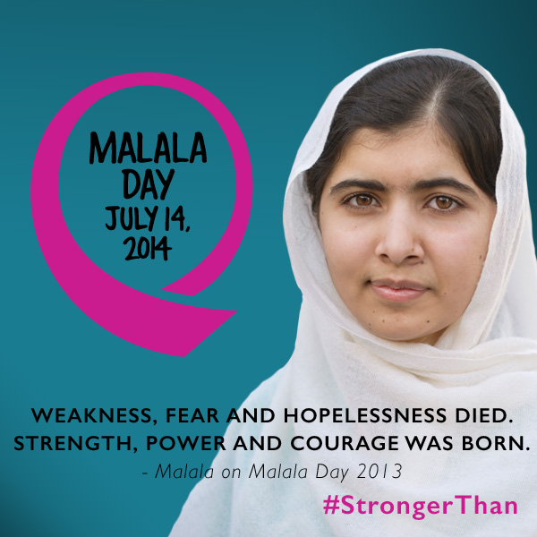 Asulia blog happy malala day