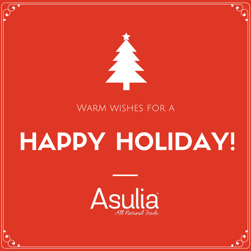 asulia blog happy holidays! warm wishes to you and your family