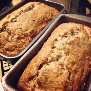 asulia blog banana coconut bread