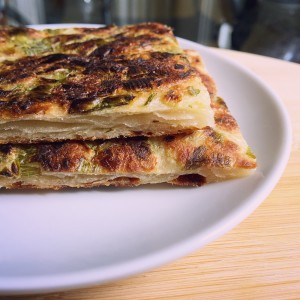 asulia blog flaky scallion pancake recipe 1